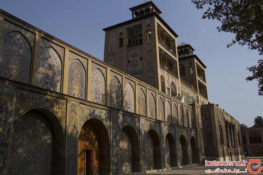 تهران گردی آخر هفته : کاخ گلستان