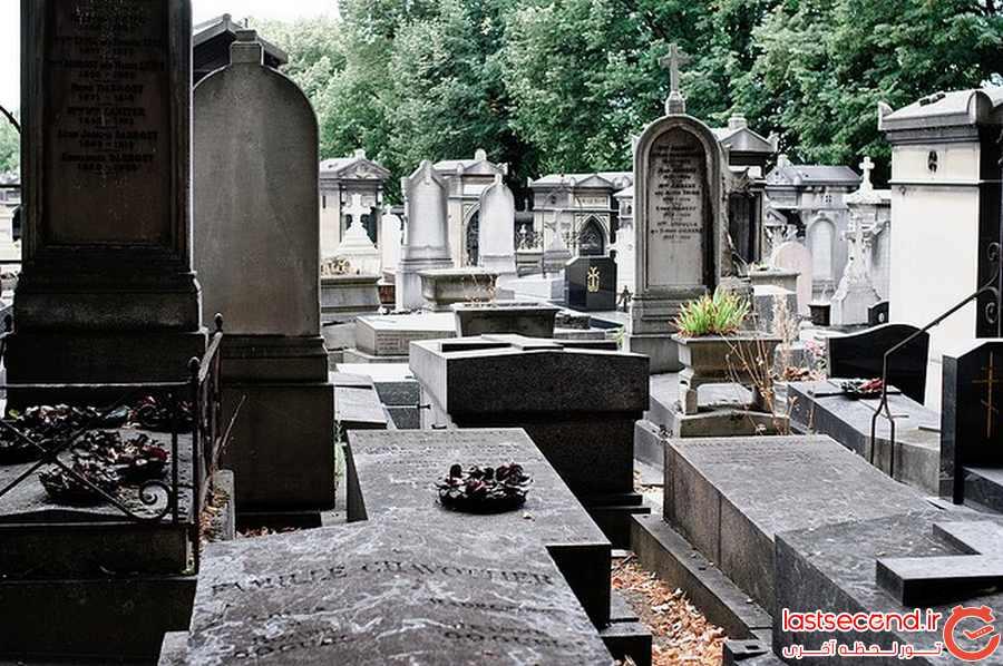 قبرستون های دیدنی دنیا
