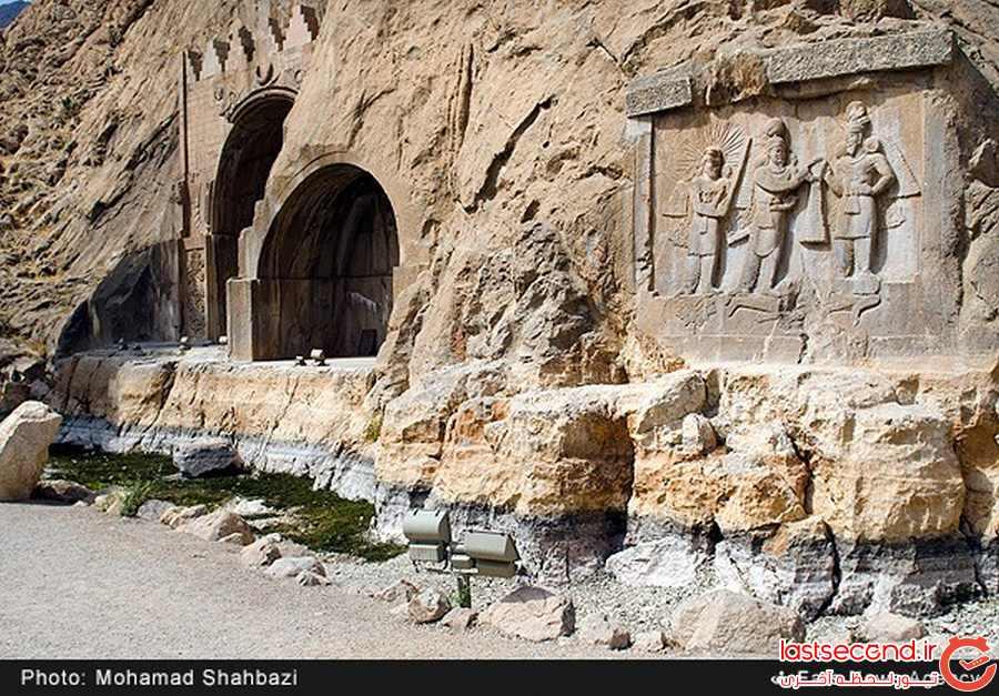 زیباترین کتیبهها و نقش برجستههای ایران