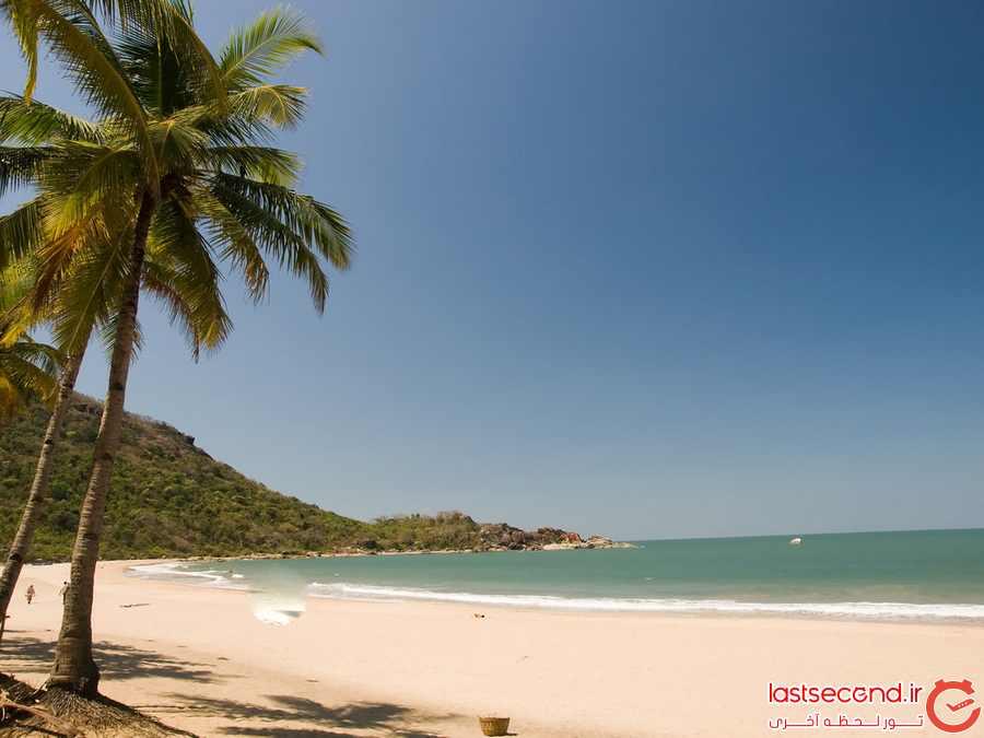 ساحل Agonda