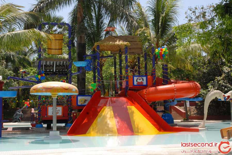 پارک آّبی Water Kingdom