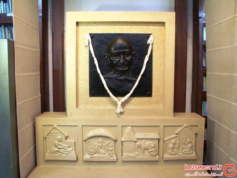 موزه ی Mani Bhavan Gandhi