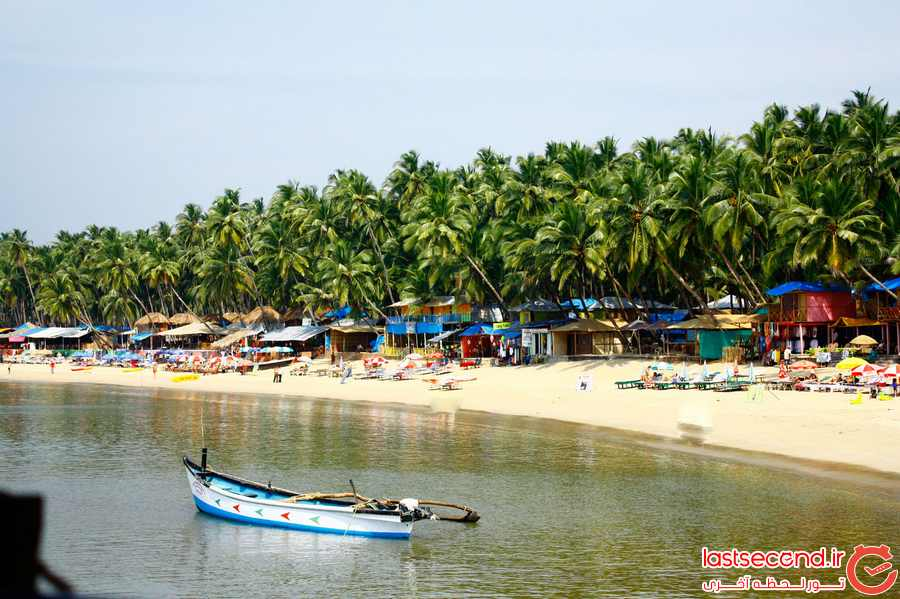گوا و بمبئی، مکان هایی متفاوت و زیبا در هند