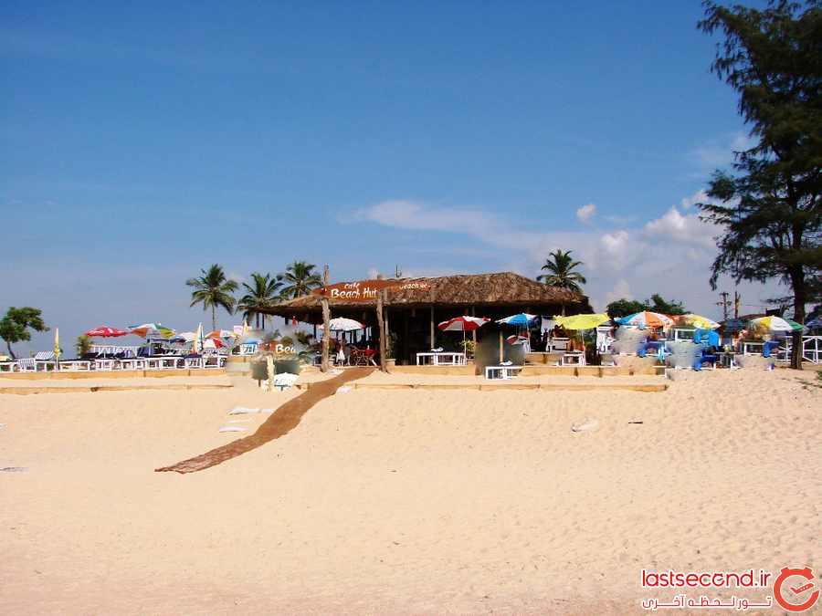ساحل Cavelossim