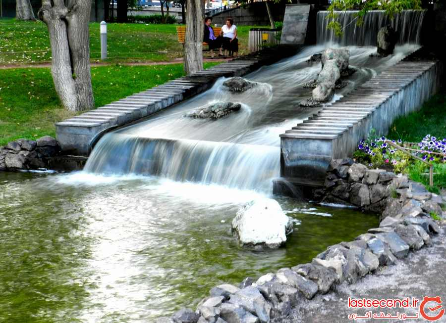 پارک عشاق ( Lovers' Park)