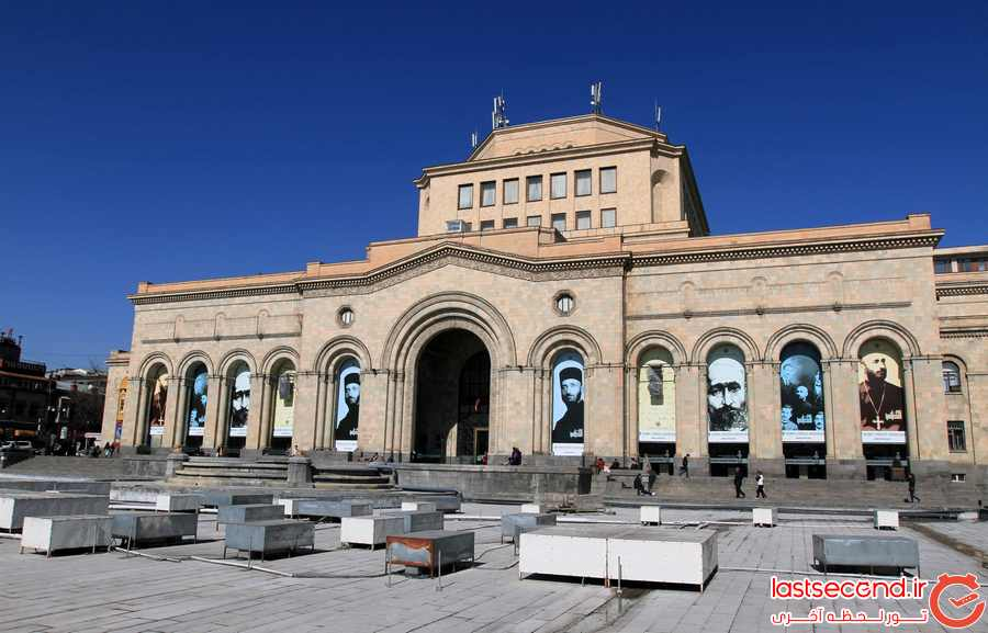 موزه ی تاریخ ارمنستان