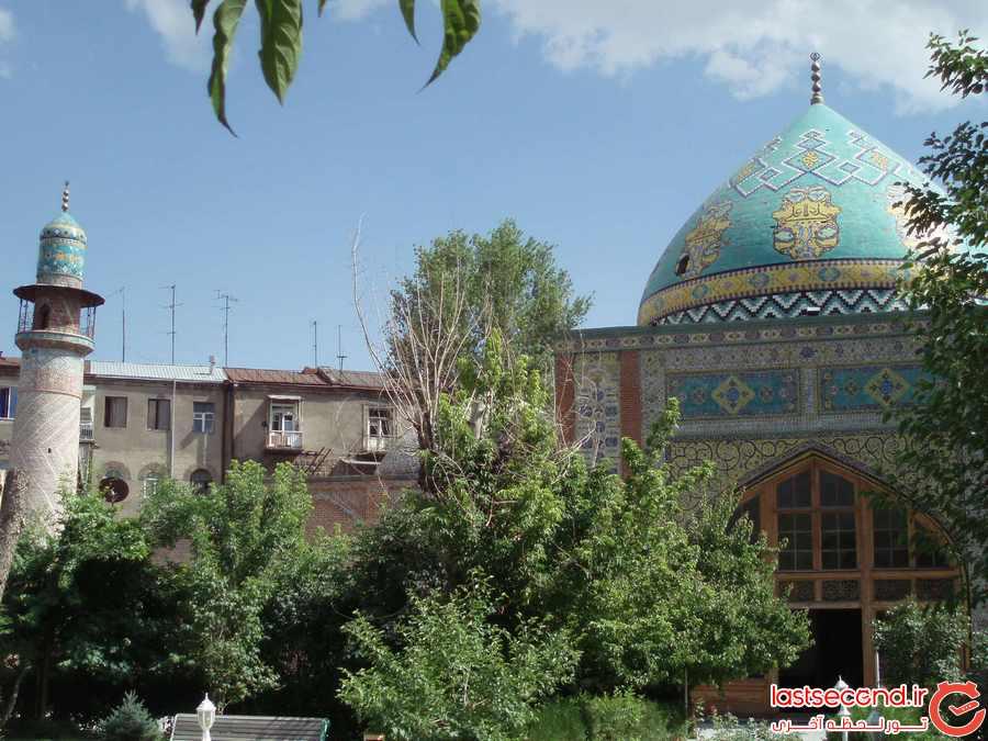 مسجد آبی ( کبود)
