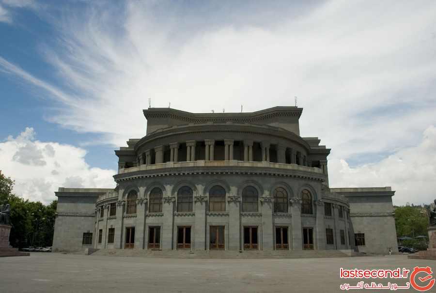 ساختمان اپرا