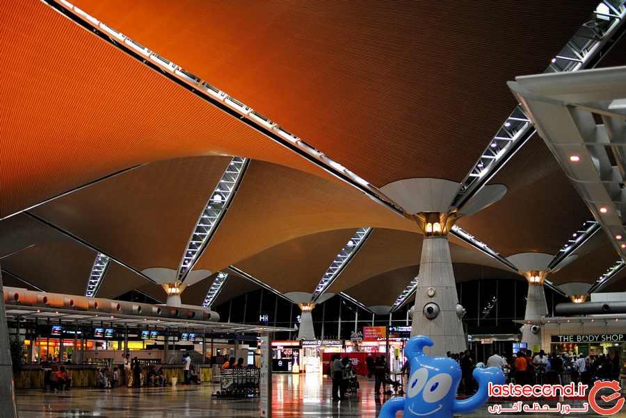 فرودگاه بینالمللی کوالالامپور