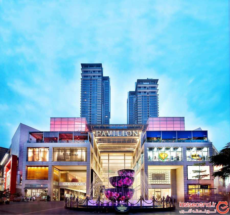 خرید در کوالالامپور
