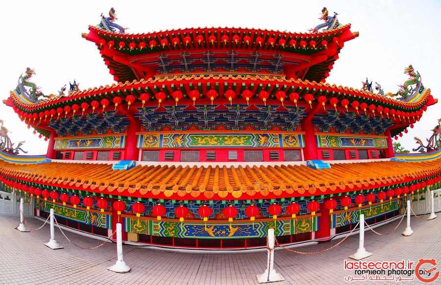معبد Thean Hou