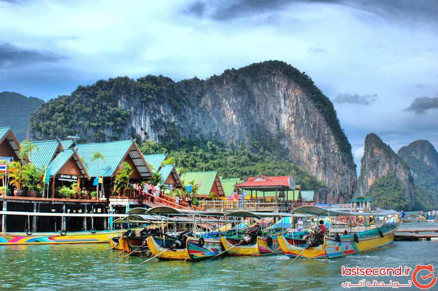 روستای Koh Panyee