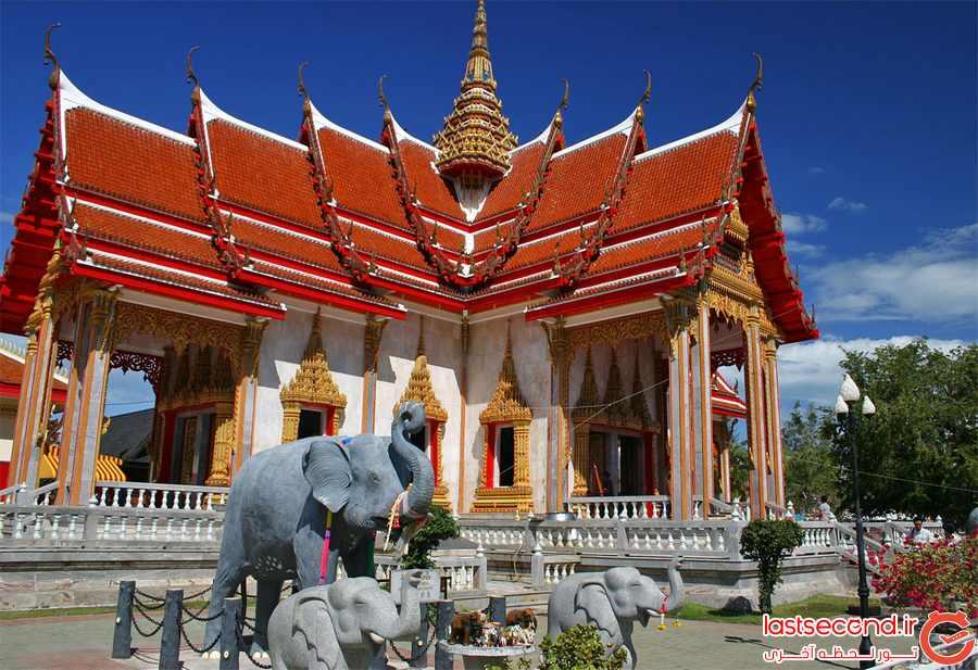 معبد Chalong
