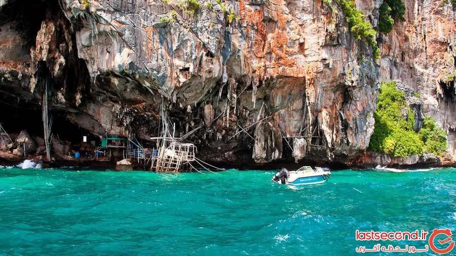 جزیره ی Phi Phi
