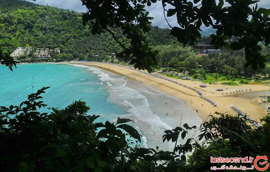 ساحل Nai Harn