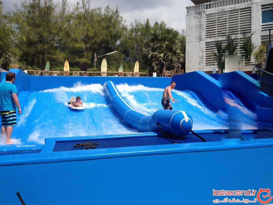 تفریح و موج سواری در Surf House