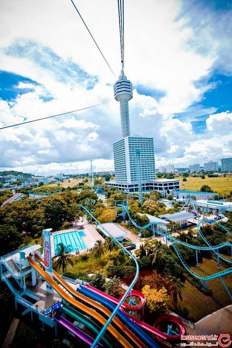پارک آبی Pattaya Park