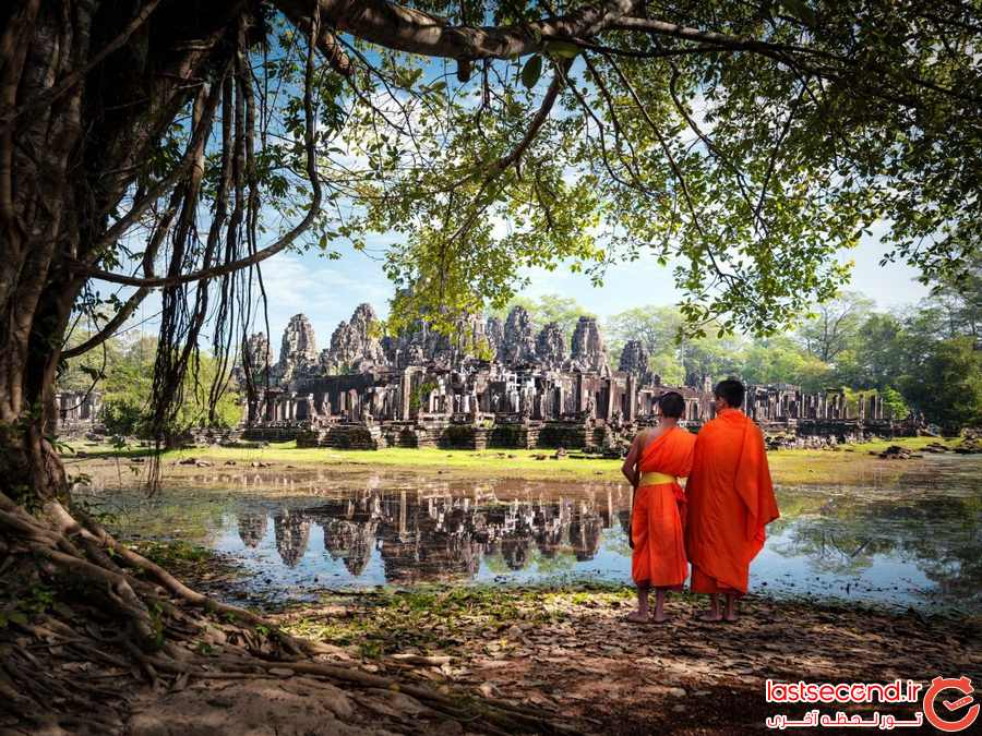 مکان های مناسب برای تنهایی سفر کردن