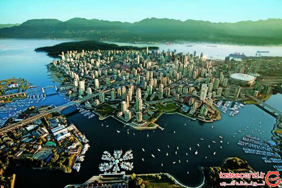 عکس های هوایی باورنکردنی از مکانهای معروف