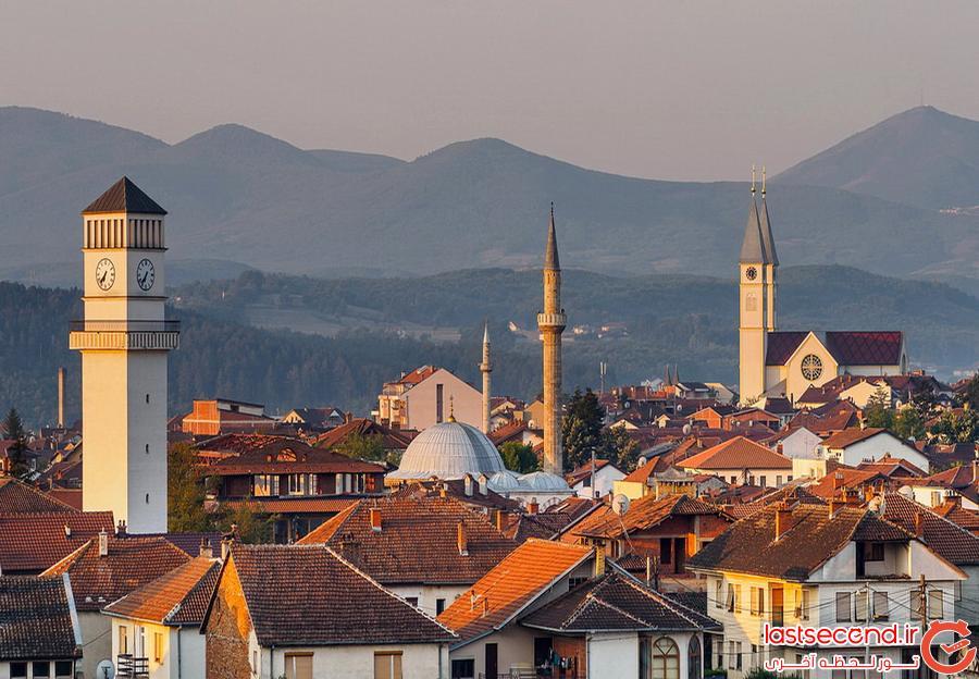 به جدیدترین کشور اروپا سفر کنید !