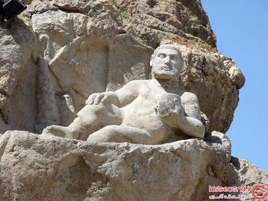 1 از هرکول ۲۲۰۰ ساله کرمانشاه، بیشتر بدانید