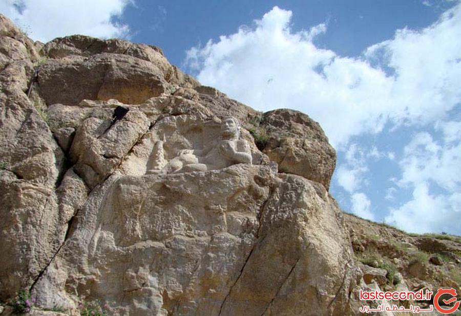 2 از هرکول ۲۲۰۰ ساله کرمانشاه، بیشتر بدانید