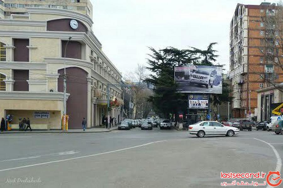 سفرنامه گرجستان
