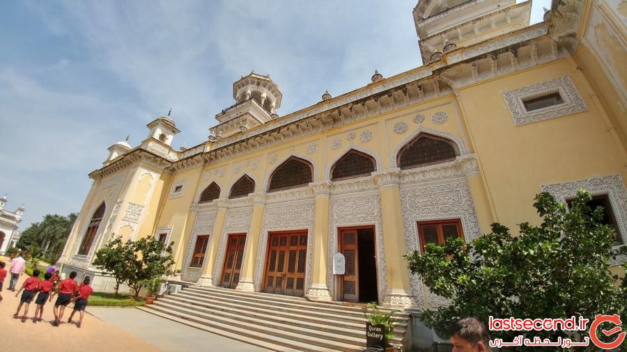 سفرنامه حیدر آباد