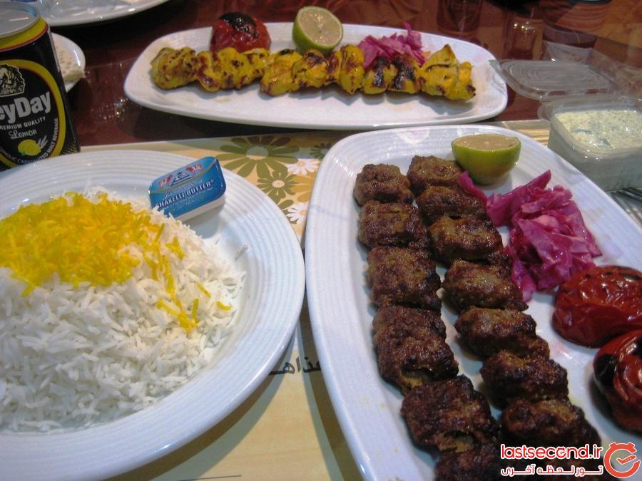 سفرنامه شمال ایران