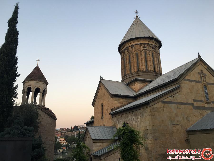 سفرنامه باکو،تفلیس و ترابزون