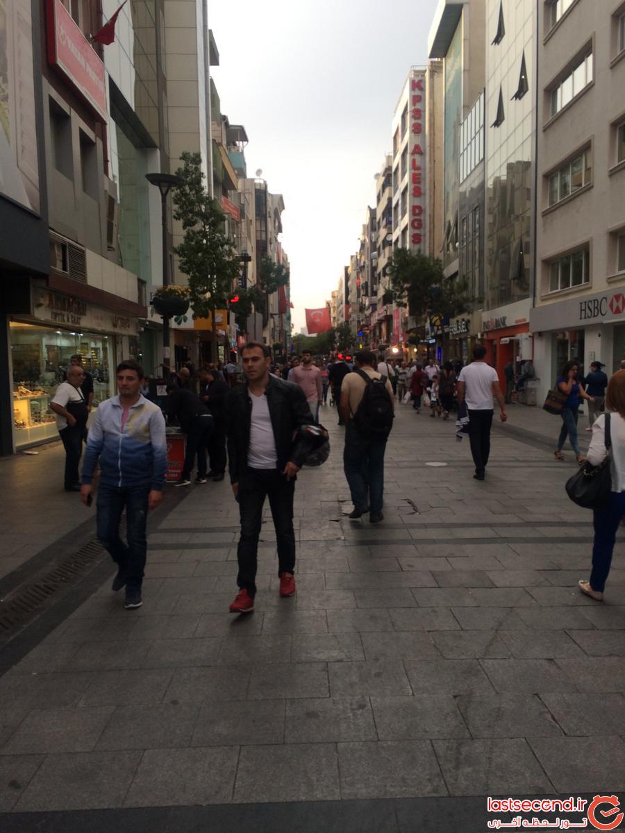 سفر به غربی ترین نقطه ترکیه (چشمه)