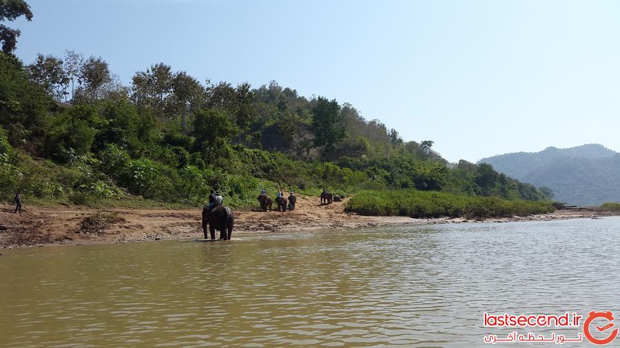سفر به لائوس و شمال تایلند