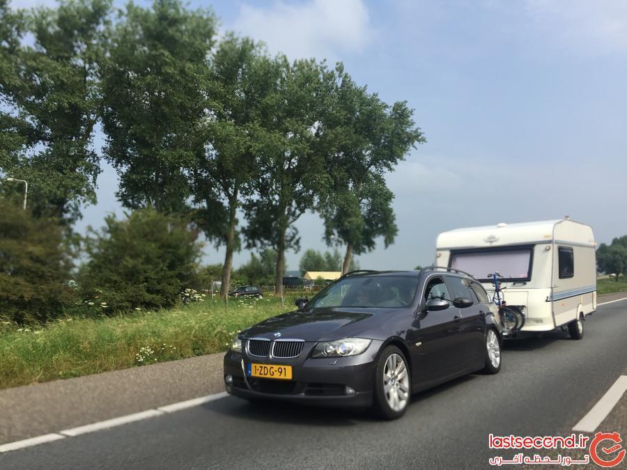 سفرنامه بلژیک