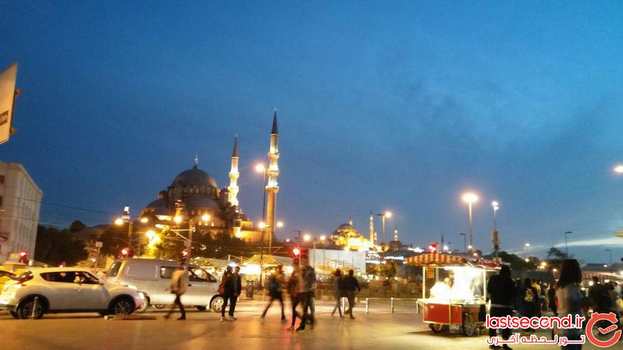 استانبولی متفاوت