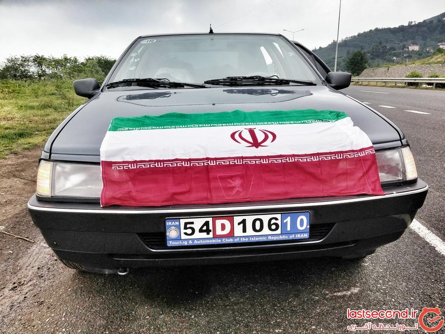 سفرنامه ترکیه ، گرجستان و ارمنستان با خودرو شخصی