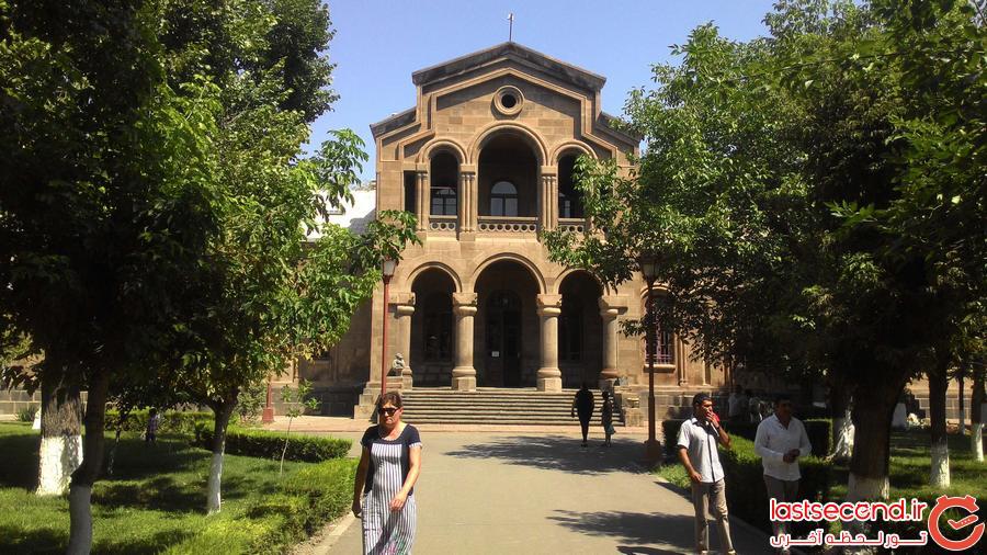 سفرنامه ارمنستان