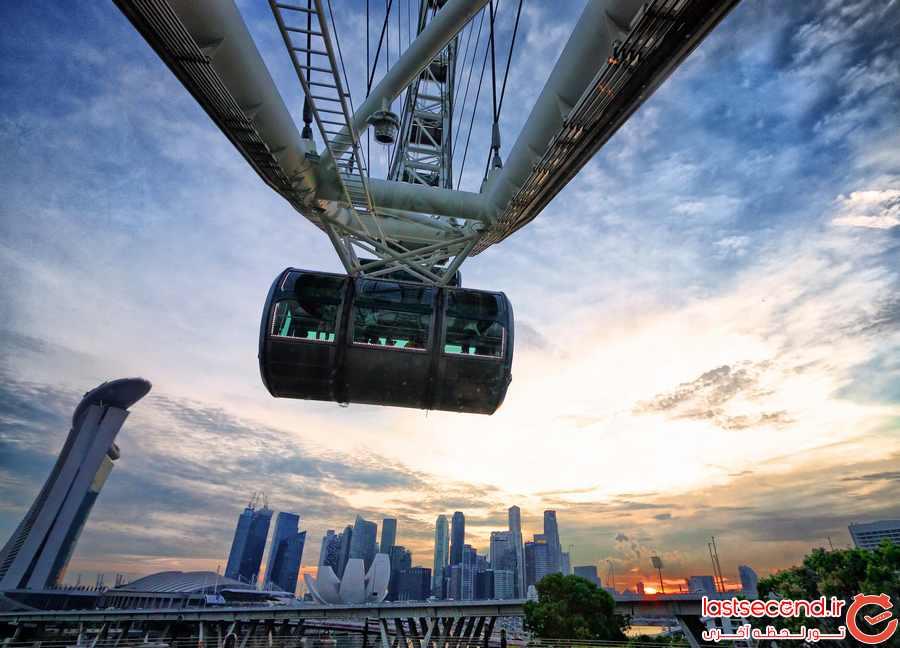 چرخ فلک سنگاپور