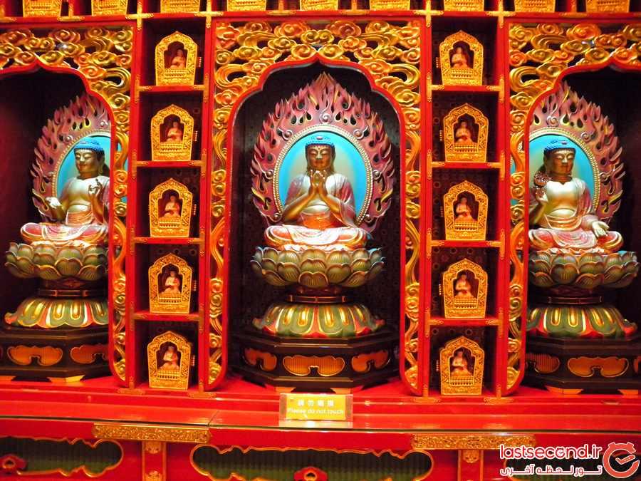 موزه و معبد بوداها