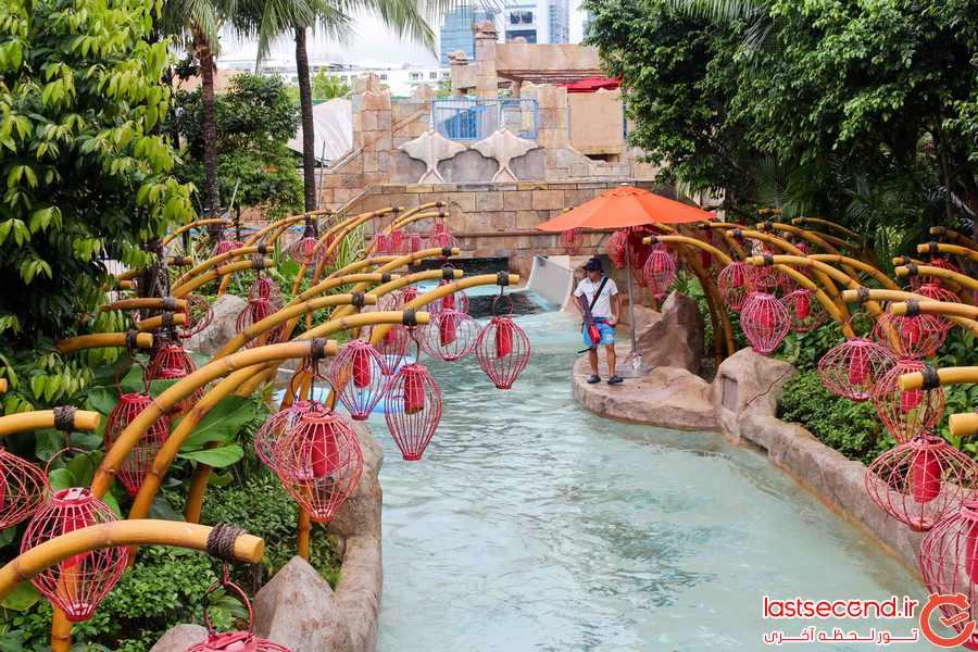 پارک آبی Adventure Cove