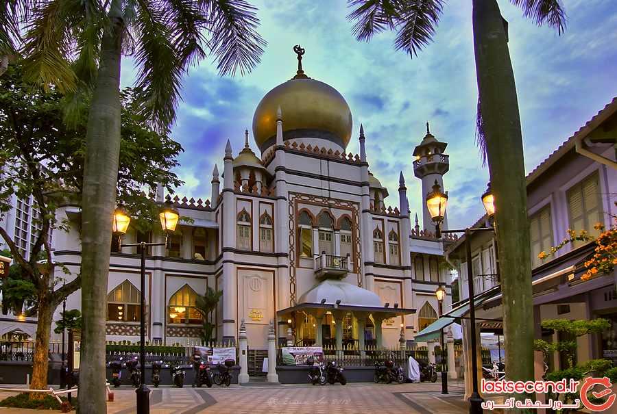مسجد سلطان