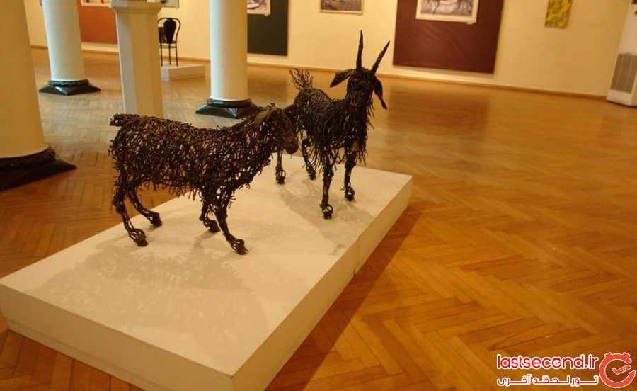 موزه ی هنر Adjara باتومی