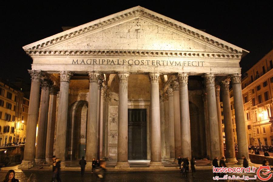 معبد پانتئون – Pantheon