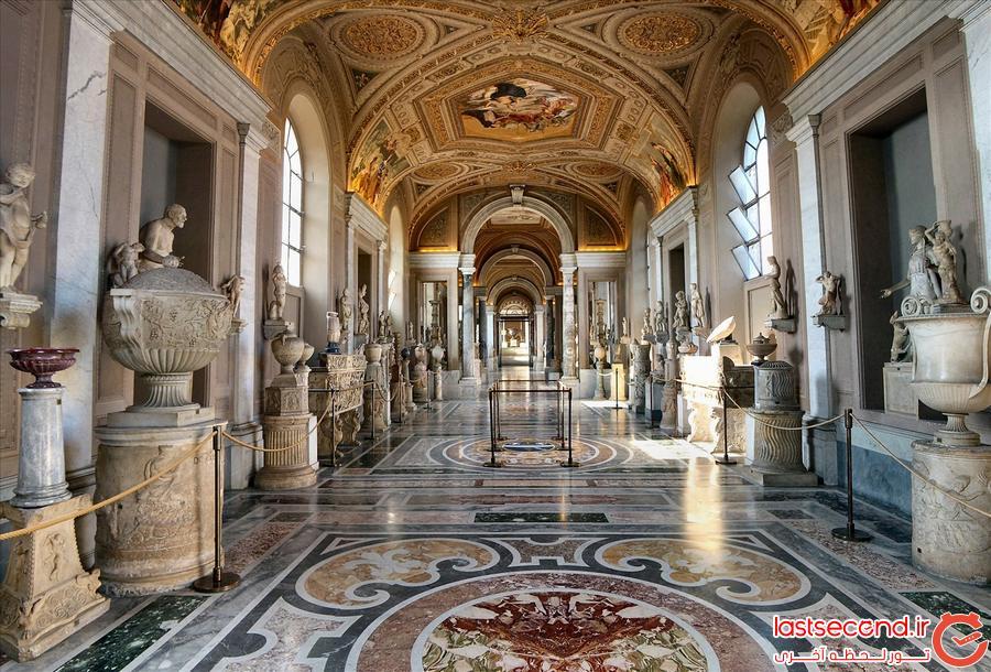 موزه های واتیکان – Vatican Museums
