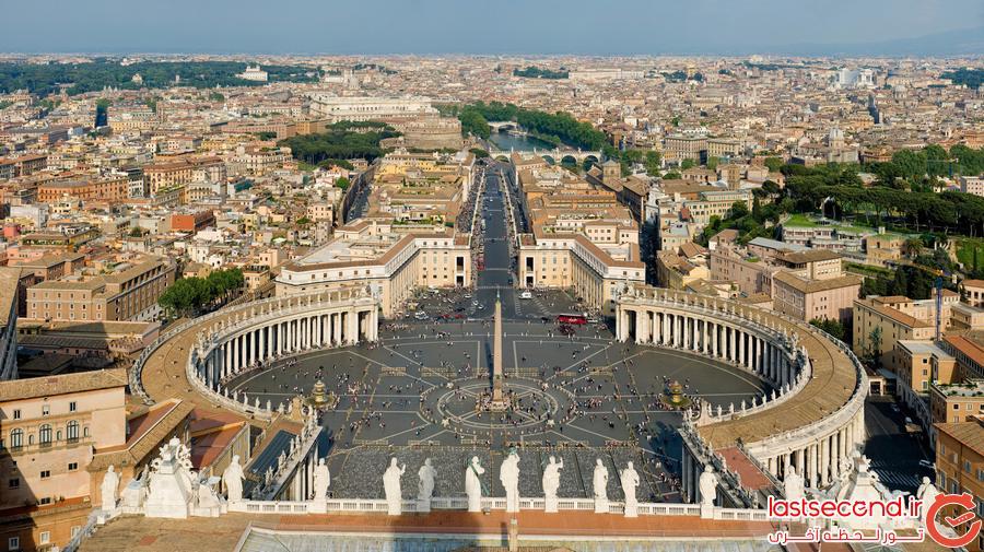 کلیسای سنت پیتر – St Peter's Basilica