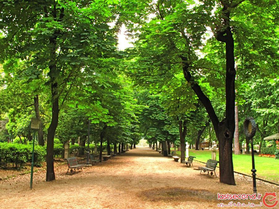 باغ های Borghese