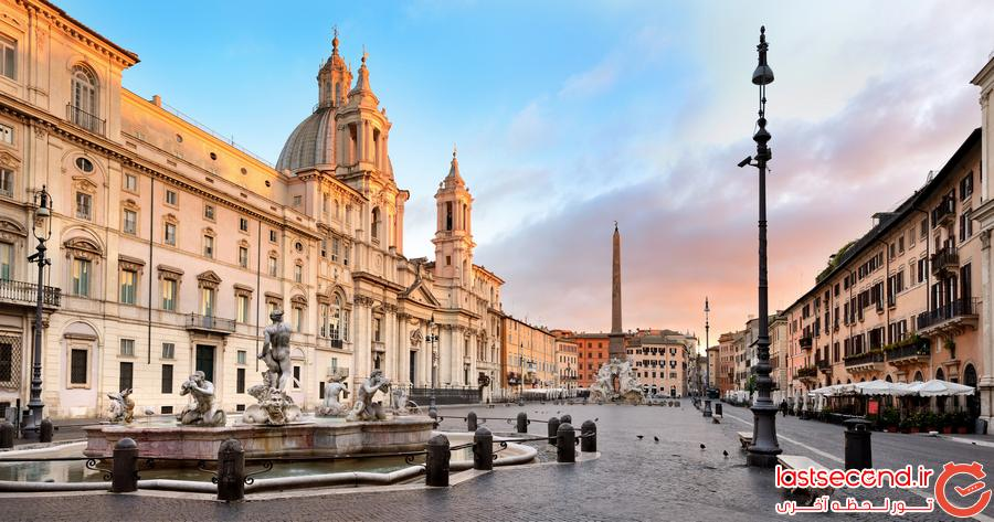میدان Piazza Navona