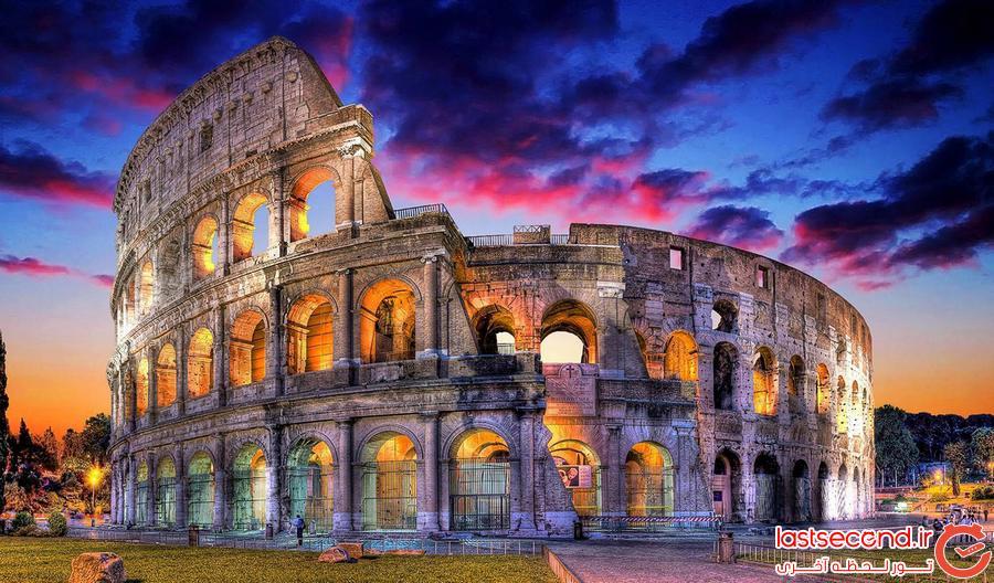 کولسیوم – Colosseum