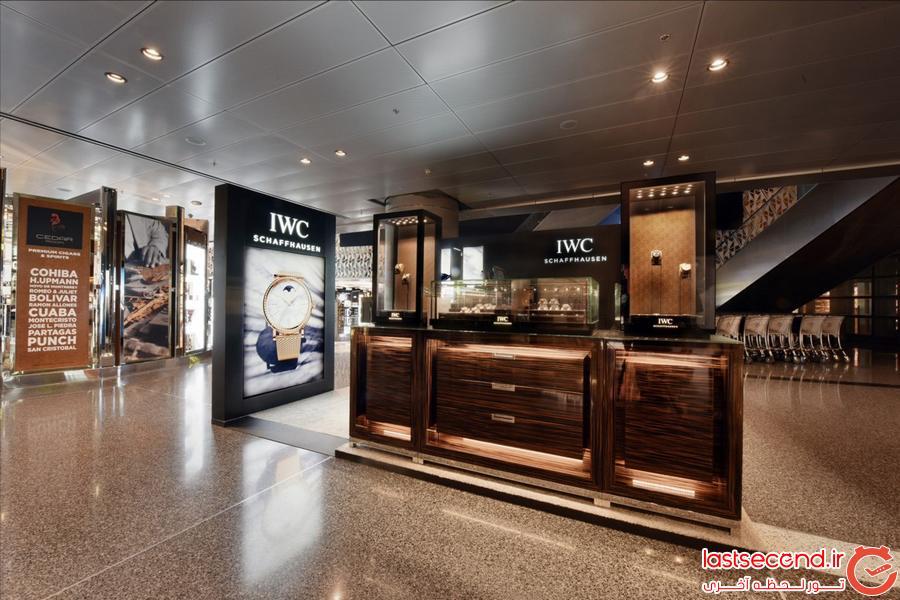 فرودگاه  بین المللی حمد در دوحه