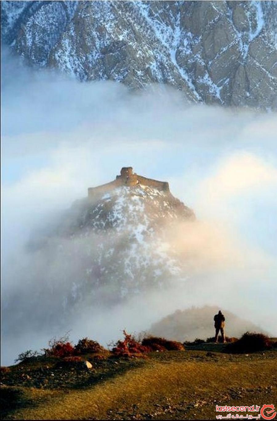 جم رایگان برای اذر کنگلو،قلعهای در حصار قلهها | لست سکند