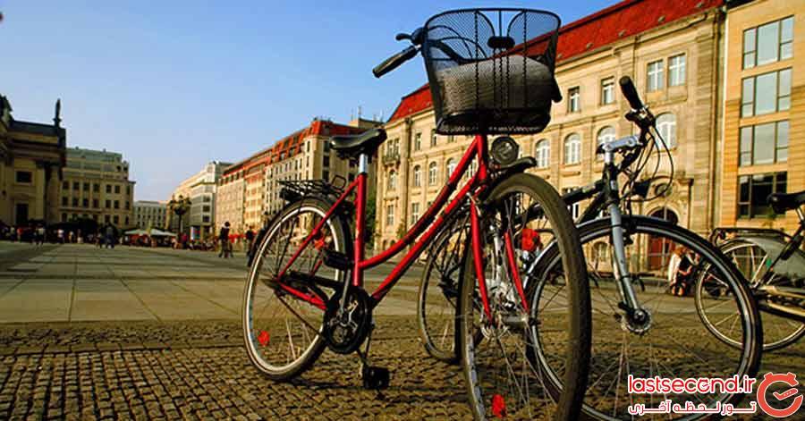 10 شهر برتر دوستدار دوچرخه